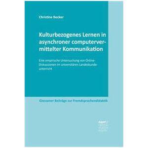 Becker Kulturbezogenes Lernen in asynchroner computervermittelter Kommunikation (3823382071)