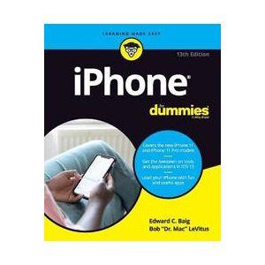 Apple Baig, Edward C. iPhone For Dummies (1119607965)