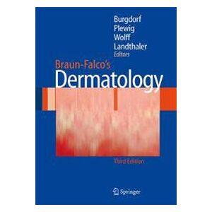 Braun Falco, Otto Braun-Falcos Dermatology (3540293124)