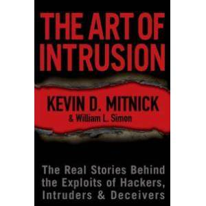 ART Mitnick, Kevin D. The Art of Intrusion (0764569597)