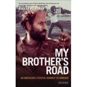Brother Melkonian, Markar My Brother's Road (1845115309)