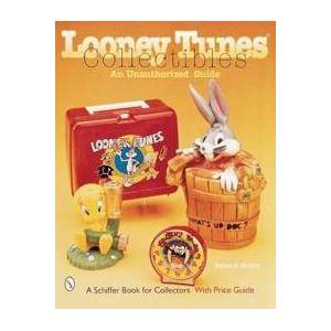 Braun Debra Looney Tunes Collectibles: An Unauthorized Guide (0764308238)