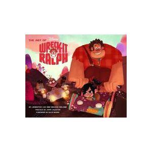 ART Lasseter, John The Art of Wreck-it Ralph (1452111014)