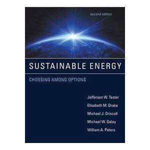 Tester Jefferson W. Sustainable Energy (0262017474)