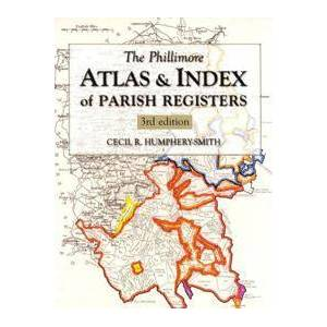 Humphery-Smith, Cecil R. The Phillimore Atlas & Index of Parish Registers (1860772390)