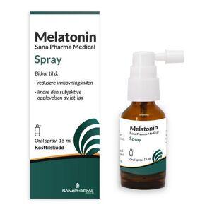 Sana Pharma Melatonin Spray 15 ml