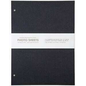 Printworks Refill Sheets - Coffee Table Photo Album 10 pcs (L)