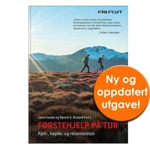 Fri Flyt Førstehjelp på tur, Fauske og Bruland