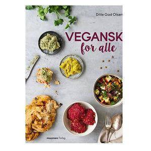muusmann' forlag Bog Vegansk for alle, dansk utgave