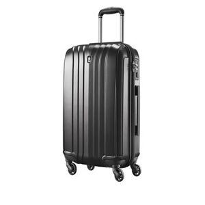 Koffert Swissmobility  Medium Black