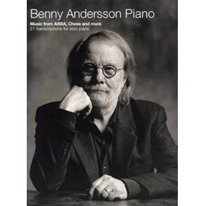 Andersson Benny Andersson Piano - Music from Abba, Chess and More - 21 Transcriptions