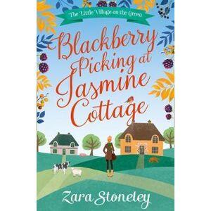 Blackberry Picking at Jasmine Cottage