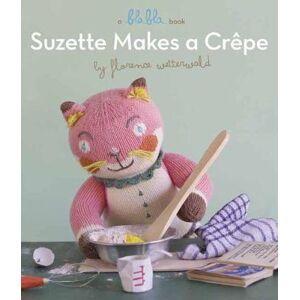 Suzette Makes A Crepe