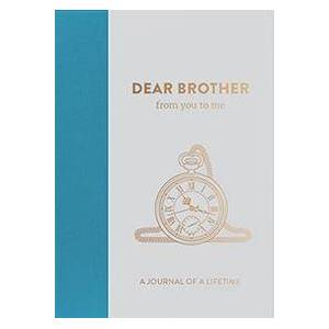 Brother Dear Brother, from you to me