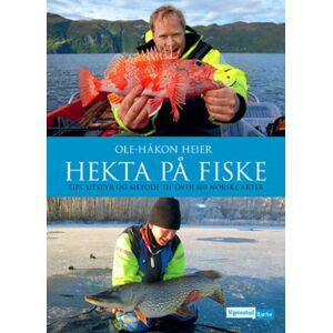 Hekta på fiske - tips, utstyr og metode til over 100 norske arter