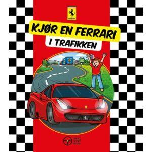 Acer Kjør en Ferrari i trafikken