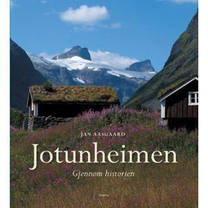 Jotunheimen - gjennom historien
