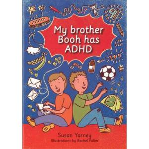 Brother My Brother Booh Has ADHD