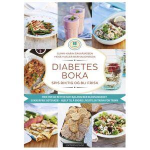 Diabetesboka - spis riktig og bli frisk