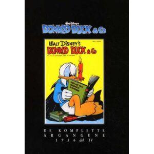 Disney Walt Disney's Donald Duck & co : de komplette årgangene : Del 4 : 1956