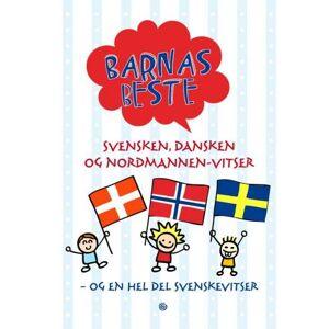 Svensken, dansken og nordmannen-vitser - og en hel del svenskevitser