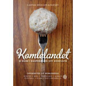 Komlelandet - ei reise i raspeballen sitt kokevatn