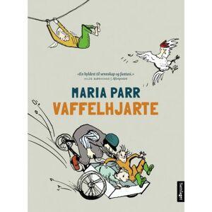 Vaffelhjarte - Lena og eg i Knert-Mathilde