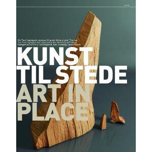 ART Kunst til stede = Art in place : the Teorifagbygget art collection at the University of Tromsø - om