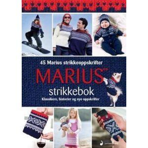 Marius strikkebok - klassikere, historier og nye oppskrifter