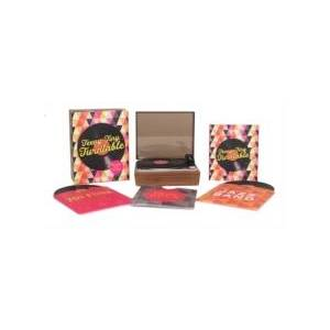 Teeny-Tiny Turntable : Includes 3 Mini-Lps To Play! (UK-import)
