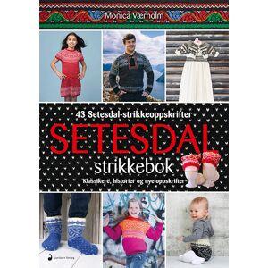 Setesdal strikkebok - klassikere, historier og nye oppskrifter