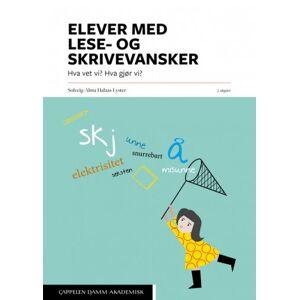Solveig-Alma Halaas Lyster Elever med lese- og skrivevansker
