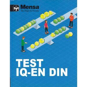 Tim Dedopulos Test din IQ