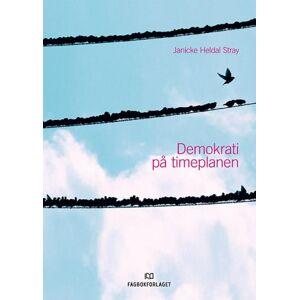 Janicke Heldal Stray Demokrati på timeplanen