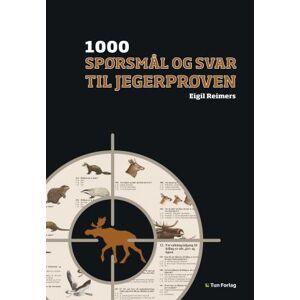 Eigil Reimers 1000 spørsmål og svar til jegerprøven