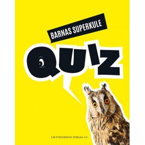 Geir Tunby Barnas superkule quiz