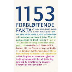 James Harkin 1153 forbløffende fakta