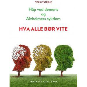 Iver Mysterud Håp ved demens og Alzheimers sykdom