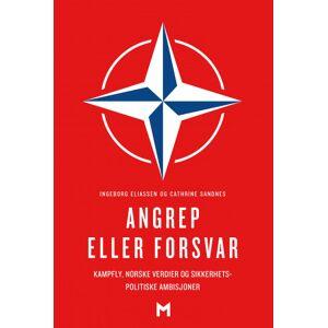 Ingeborg Eliassen Angrep eller forsvar