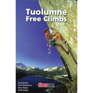 DVD/Bøker Klatrefører: Tuolumne Free Climbs
