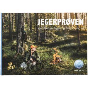 NJFF Jegerprøven med Norges Jeger- og Fiskerforbund NA STD NA