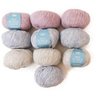 Color Pack Adlibris Alpaca Cloud 50g, 10-Pack (Z000145044)