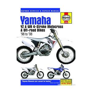 Haynes Reparationshandbok Haynes Yamaha sök per modell