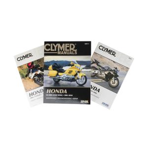 Clymer Reparationshandbok Clymer Honda sök per modell/