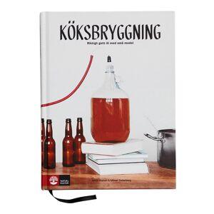Natur & Kultur Nielsen Zetterberg Bok Köksbryggning Öl