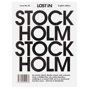 New Mags LOST IN - Stockholm