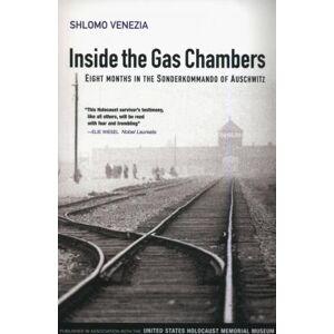 Inside the Gas Chambers by Shlomo Venezia