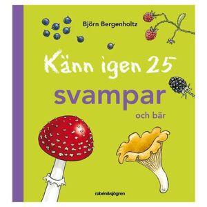 Staples Bok Känn igen 25 svampar och bär