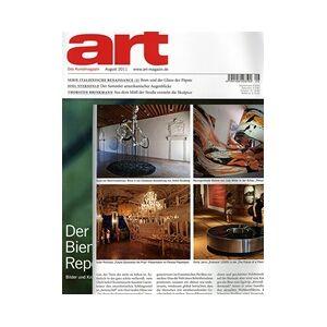 ART Tidningen Art-das Kunstmagazin 12 nummer