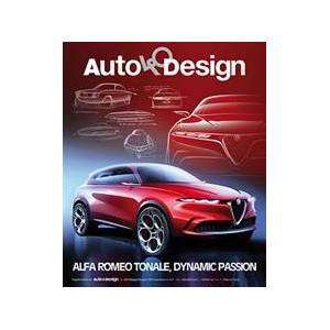 Tidningen Auto & Design 6 nummer